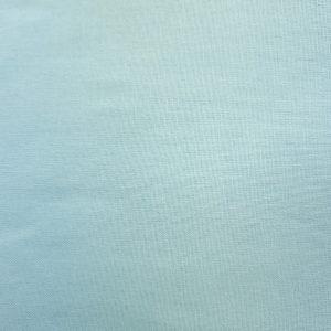 Coton uni bleu ciel