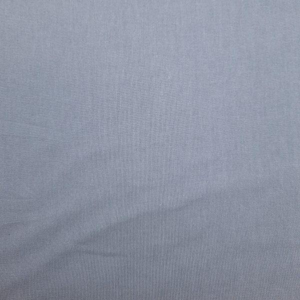 coton uni, gris flanelle