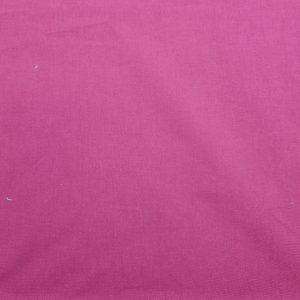 Coton uni violet lie de vin