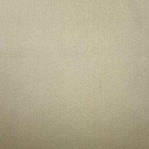 Popeline de coton unie bio de couleur beige