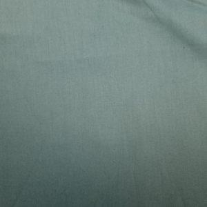 Popeline de coton bio unie grise foncée
