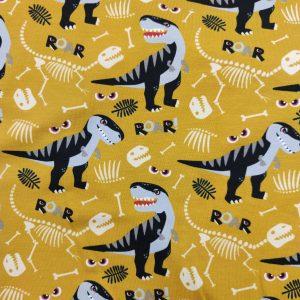 Jersey imprimé tyrannosaures