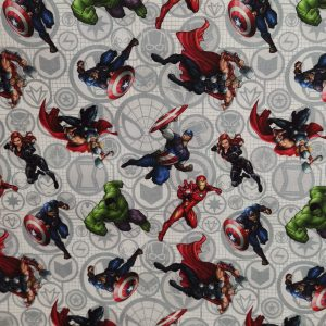 Coton «The avengers»