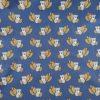 coton fond marine motif koala