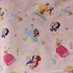 Coton bio princesses disney seconde édition