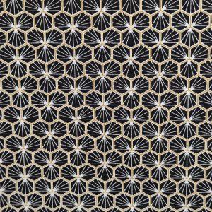 Coton ryad noir