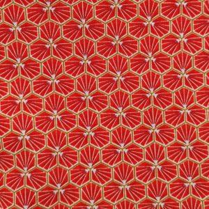 Coton ryad orange