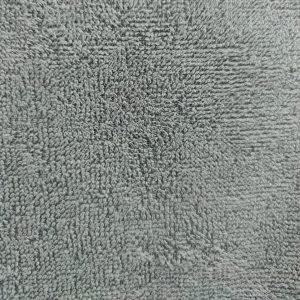 Microfibre de bambou unie grise