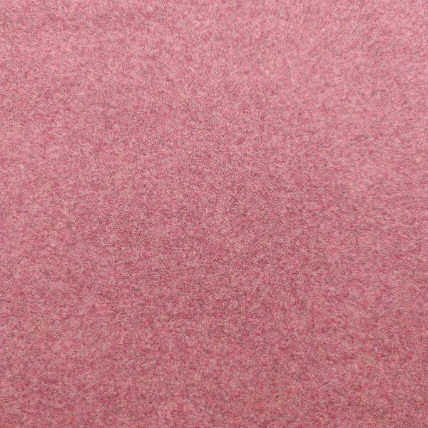 polaire coton biologique vieux rose