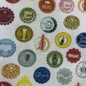 Coton bio capsules de bières