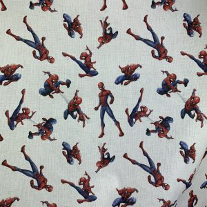 Coton bio spiderman