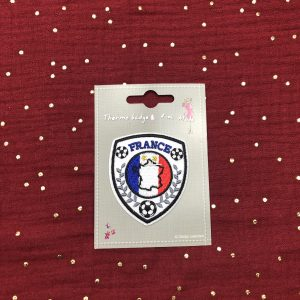 Badge thermocollant sport France
