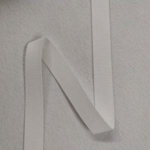 Sangle coton 30 mm blanche