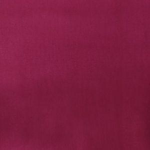 Popeline de coton bio unie rose fuchsia foncé