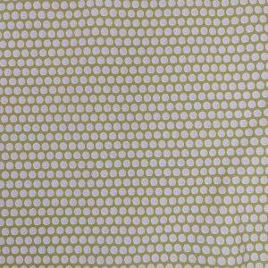 Coton motif petits cailloux