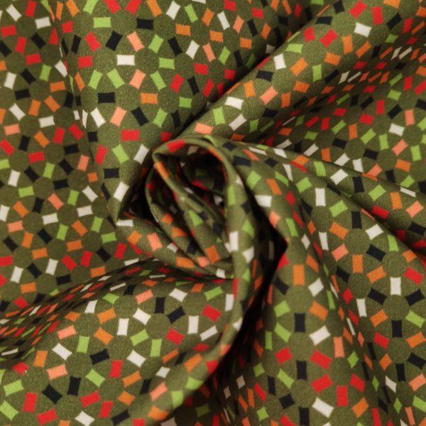 coton, kaki, formes rectangulaires, rectangles, rouge, blanc, noir