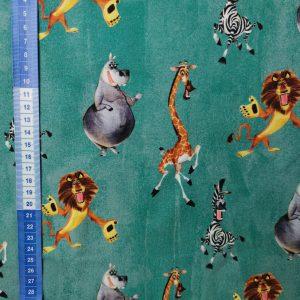 Sweat léger imprimé Madagascar, le film