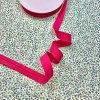 biais, 20 mm, rose fuchsia