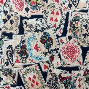 Coton «le jeu d'Alice» au pays des merveilles
